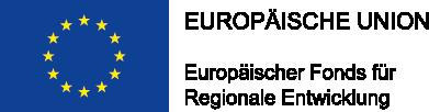 EFRE-Förderung durch die EU